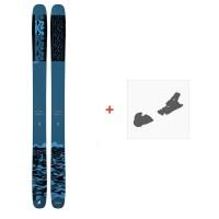 Ski K2 Reckoner 122 2021 + Skibindungen38640
