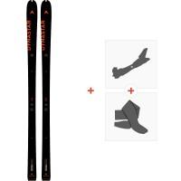 Ski Dynastar M-Pierra Menta 2021 + Fixations de ski randonnée + Peaux34900