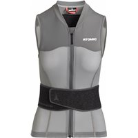 Atomic Live Shield Vest W Grey 2021