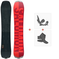 Splitboard Salomon Speedway 2021 + Splitboard Bindungen + Felle37667