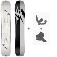 Splitboards Jones Solution 2021 + Fixations de splitboard + Peaux36243
