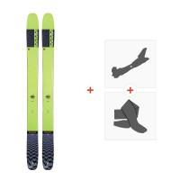 Ski K2 Mindbender 115 Alliance 2021 + Tourenbindungen + Felle40306