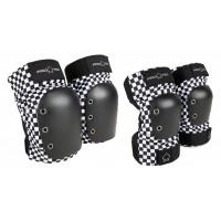 Pro-Tec Pads Knee Elbow Pad Set Checker 2020