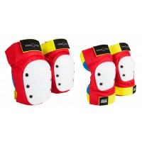 Pro-Tec Pads Knee Elbow Pad Set Retro 2020