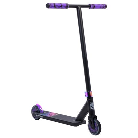 Invert Scooter Complete Supreme 1-7-12 Black/Neo Purple 2020
