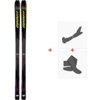 Ski Dynafit Dna 2021 + Fixations de ski randonnée + Peaux40602