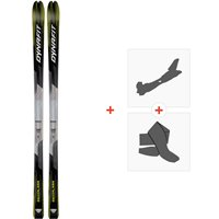 Ski Dynafit Mezzalama 2021 + Tourenbindungen + Felle41519