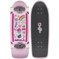Impala Cruiserboard Latis Art Baby Girl 10'' - Complete 2020