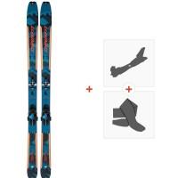 Location Ski Rando - Largeur 80-89 - Taille 149-162
