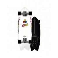 """Surf Skate Carver Channel Islands Fishbeard 29.25"""" 2021 - Complete"""