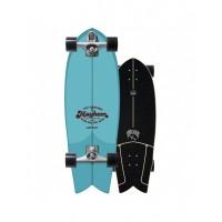 "Surf Skate Carver Lost Rnf Retro 29.5"" 2021 - Complete"