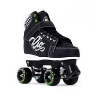 Rio Roller Quad Skates Mayhem II Black 2020
