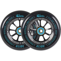 River Scooter Wheels 2-Pack Glide Kevin Austin Pro 110mm Runaway 2020