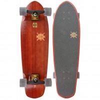 Skateboard Globe Big Blazer 32'' - Cherry/ Bamboo- Complete 2021