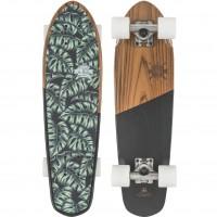 Skateboard Globe Blazer 26'' - Teak Monstera - Complete 2021
