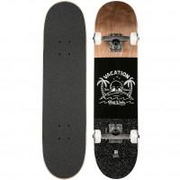 Skateboard Globe Por Vida Mid 7.6'' - Brown/Black - Complete 2021