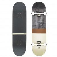 Skateboard Globe G2 Half Dip 2 8.375'' - Black/Tobacco - Complete 2021