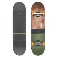 Skateboard Globe G2 Half Dip 2 8.0'' - Dark Maple/Hunter Green - Complete 2021