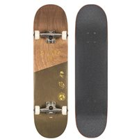 Skateboard Globe G1 Insignia 8.25'' -Dark Maple/Green- Complete 2021