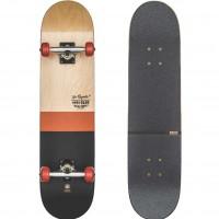 Skateboard Globe G2 Half Dip 2 7.75'' - Natural/Rust - Complete 2021
