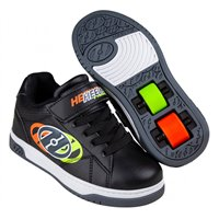 Heelys Chaussures Swerve X2 Black/Neon Yellow/Flame 2021