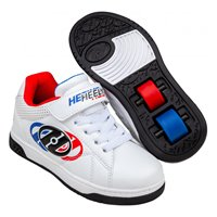 Heelys Chaussures Swerve X2 White/Blue/Red 2021
