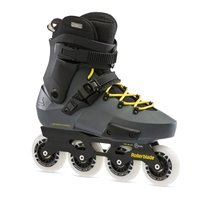 Rollerblade Inline Skates Twister Edge Anthracite/Yellow 2020