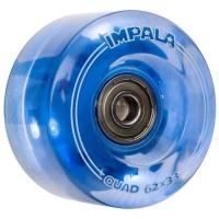 Impala Quad Skate Wheel Light Up 4pk 2021