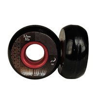 Ground Control Wheel 57mm 92A Black 2019