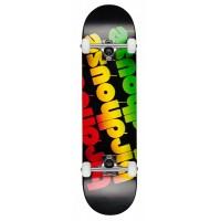 Skateboard Birdhouse Stage 1 Triple Stack 8'' - Complete 2021