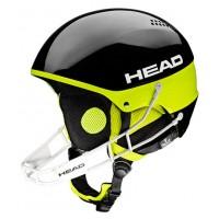 Casque de ski Head Stivot Youth Sl + Chinguard Black 2017328204