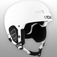 Skihelm TSG Gravity Flat White