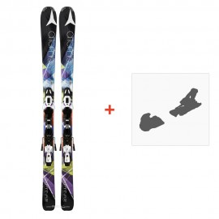 Ski Atomic Affinity Pure LT + Atomic XTE 10 2014