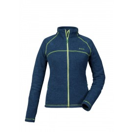 Veste Pyua Escape Full Zip Fleece Bleu Melange