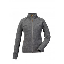 Veste Pyua Escape Full Zip Fleece Grey Melange