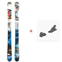 Ski Faction Ambit Jr 2015 + Skibindungen
