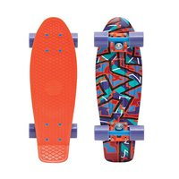 "Penny Skateboard Fresh Print Spike 22\"" 2015"