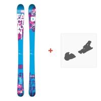 Ski Faction Dillinger 2014 + Fixation de ski