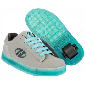 Heelys Chaussures Straight Up Turqouise 2015