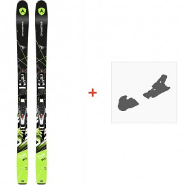 Ski Dynastar Powertrack 89 Fluid X+ SPX 12 Fluid B90 Black Chrome 2017**