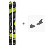 Ski Dynastar Slicer 2014 + Skibindungen
