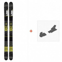 Ski Line Gizmo 2016 + Ski Bindings