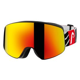 Head Horizon FMR Black/Red 2016