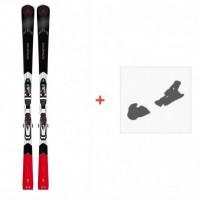 Ski Dynastar CR 74 Fluid X + SPX 12 FLUID B80 BLACK CHROME 2016