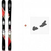 Ski Dynastar Glory 84 Open 2016 + Ski Bindings