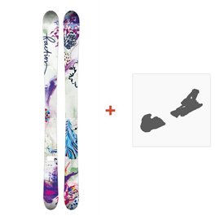 Ski Faction Supertonic 2016 mit Skibindungen