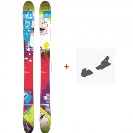 Ski Faction Dillinger Xl 2014 + Fixation de ski