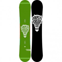 Snowboard Amplid Green Light 2013