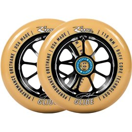 River Ryan Gould Sig Wheels 2-Pack 2018RVWHGL10RG