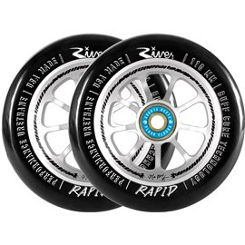 River Rapids Wheels Matt McKeen 2-Pack Complete 2018RVWHRP10MM